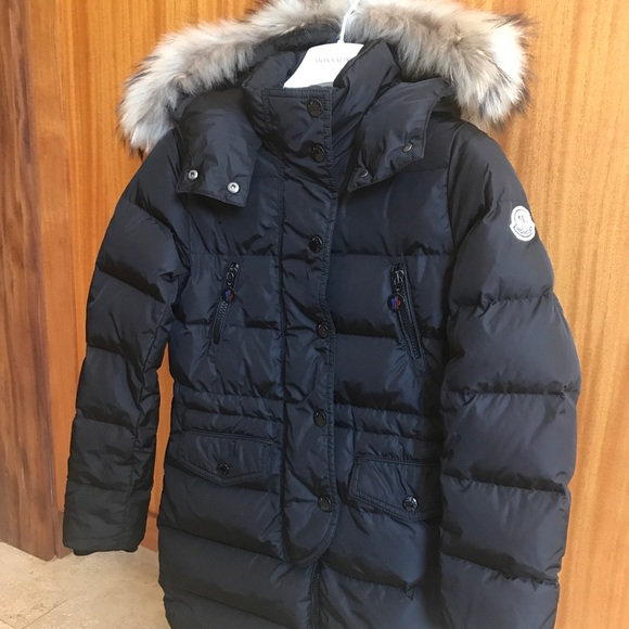 5e1bdf0e3 Pre-owned Moncler Jacket for girls in size 10.